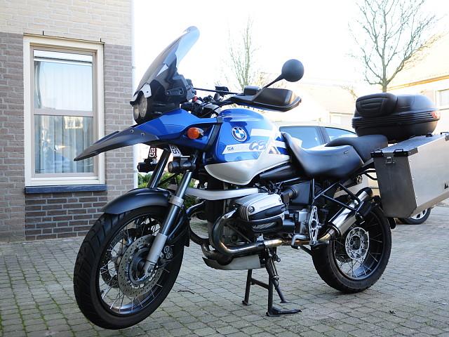 2002 BMW R 1150 GS motor te huur (2)
