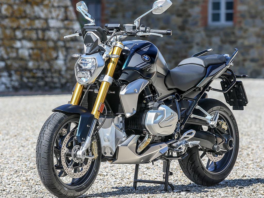 2019 BMW R 1250 R motor te huur (1)
