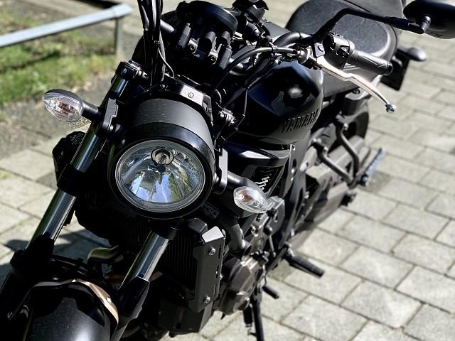 2018 Yamaha XSR 700 motor te huur (4)