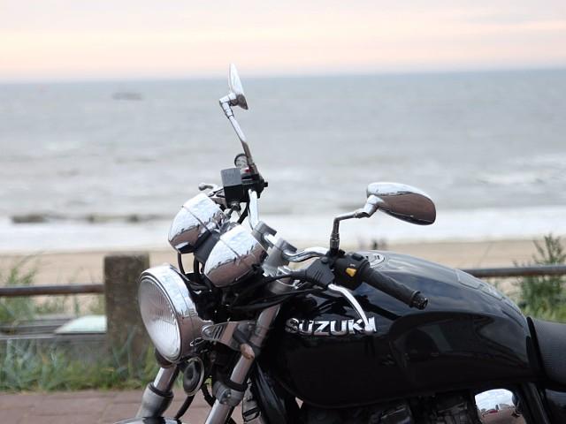 2000 Suzuki GSX 750 motor te huur (2)