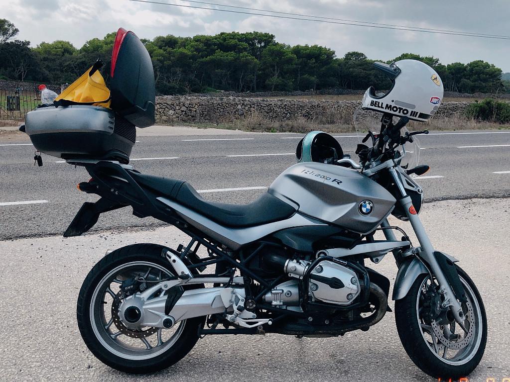 2007 BMW R 1200 R moto en alquiler (1)