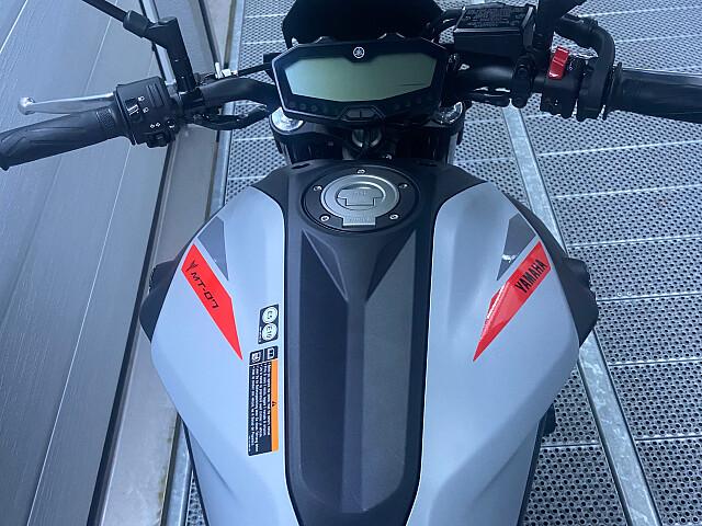 2020 Yamaha MT 07 motor te huur (4)
