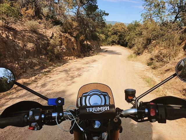 2019 TRIUMPH Scrambler 1200 moto en alquiler (3)