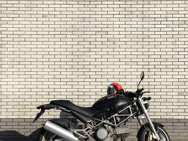 2003 Ducati Monster 620 motor te huur (2)