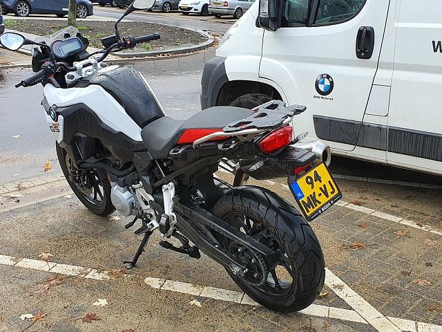 2019 BMW F 750 GS motor te huur (2)