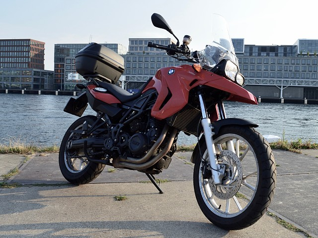 2008 BMW F 650 GS motor te huur (4)