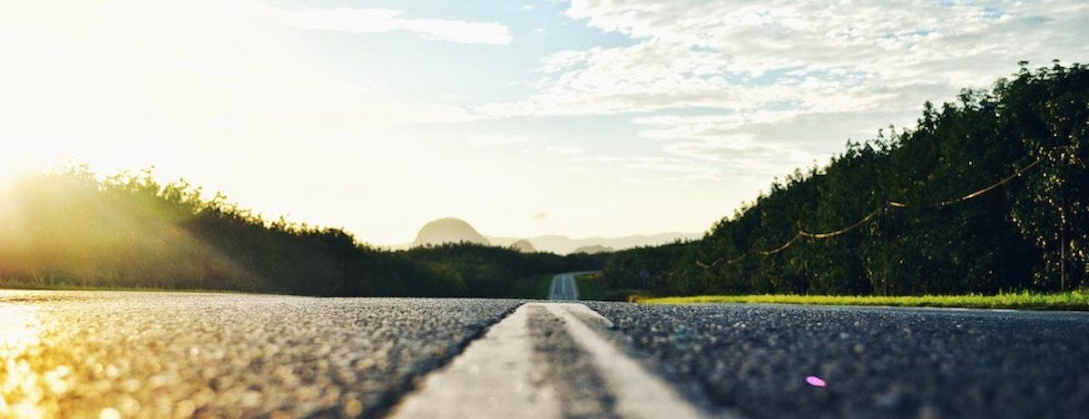 Motor wegdek: tien mooiste motorroutes europa
