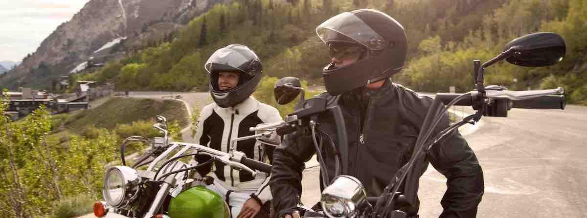 Mannen op motoren: Motorroutes Limburg rijden
