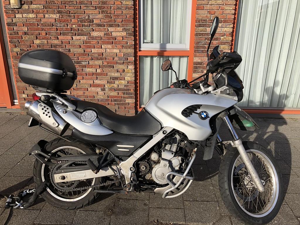 2003 BMW F 650 GS motor te huur (1)