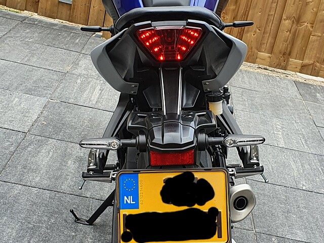 2021 Yamaha Yamaha MT-07 motor te huur (3)