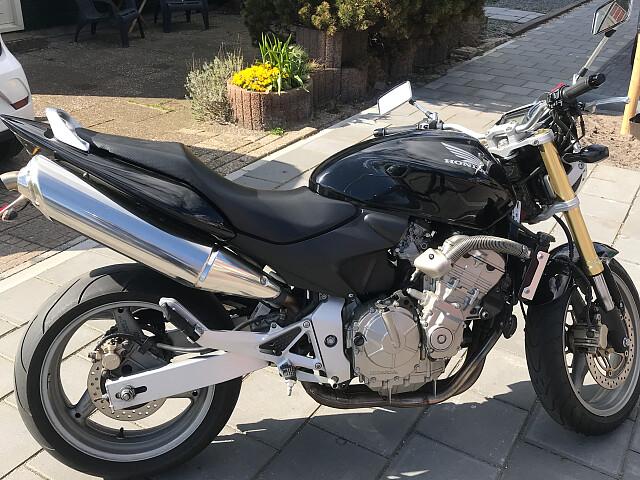 2005 Honda CB 600 F motor te huur (5)