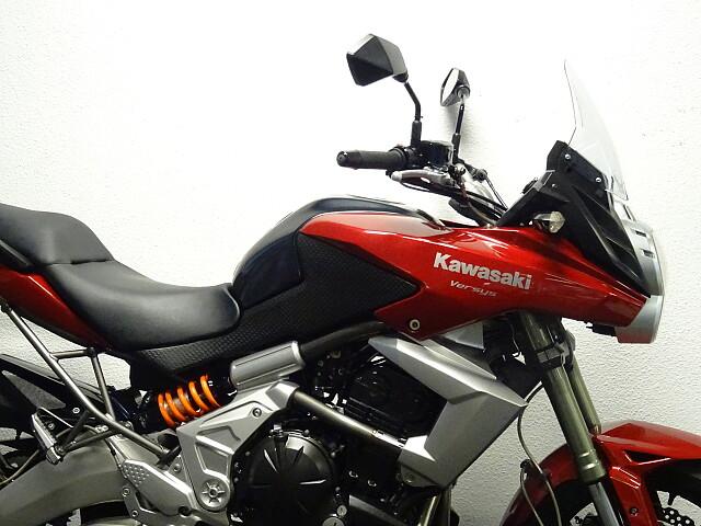 2011 Kawasaki Versys 650 motor te huur (3)