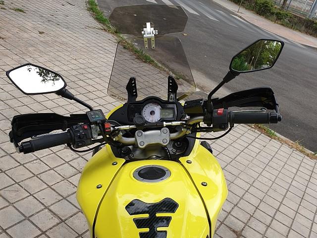 2007 KAWASAKI Versys motor te huur (2)