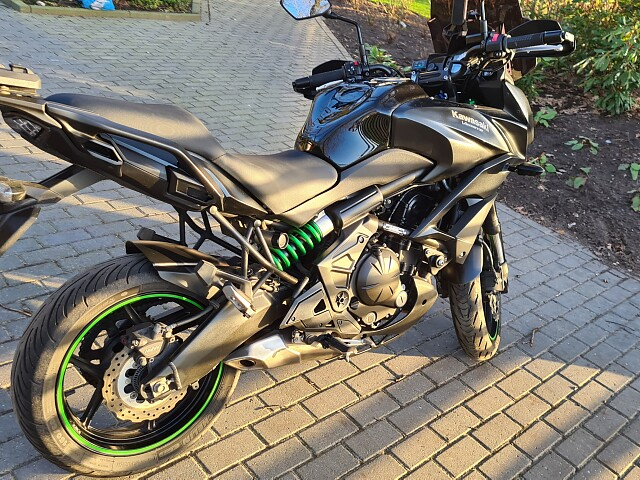 2016 Kawasaki Versys 650 ABS motor te huur (3)