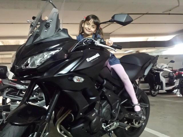 2015 KAWASAKI Versys 650 moto en alquiler (2)