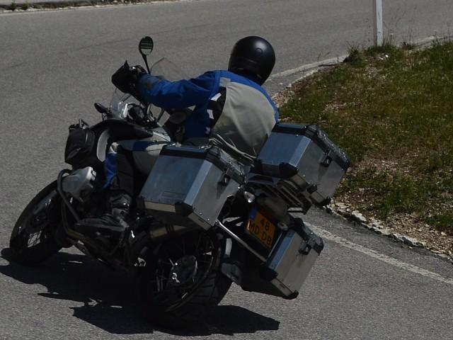 2007 BMW R 1200 GS Adventure moto en alquiler (2)