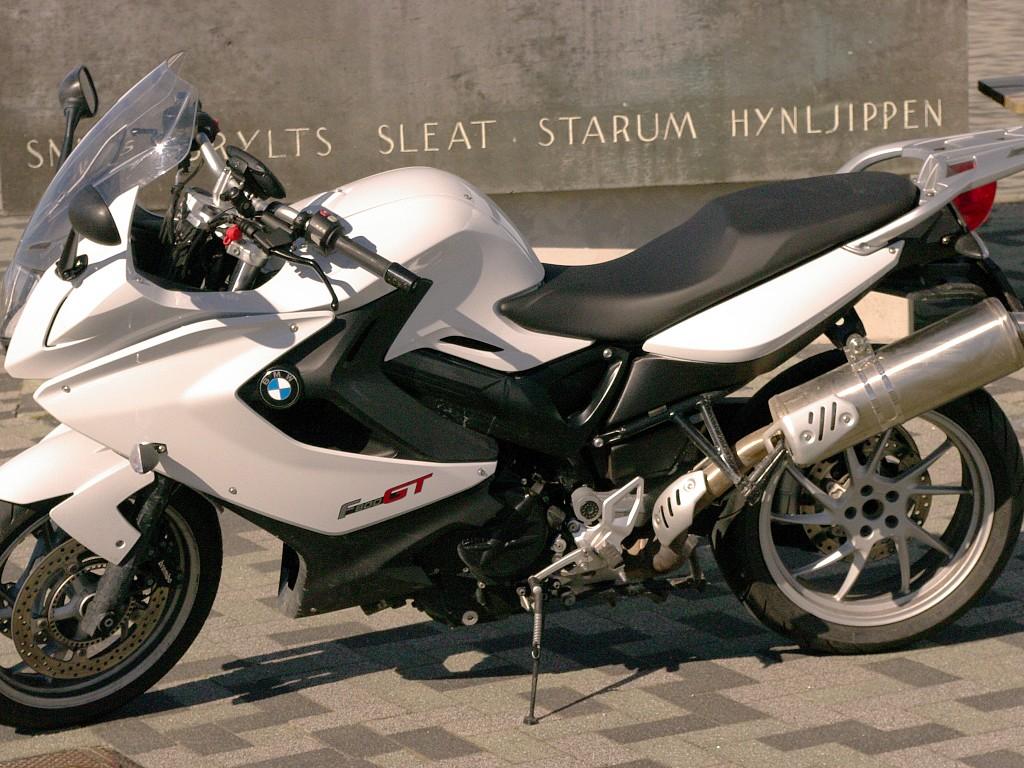BMW F 800 GT motor #1