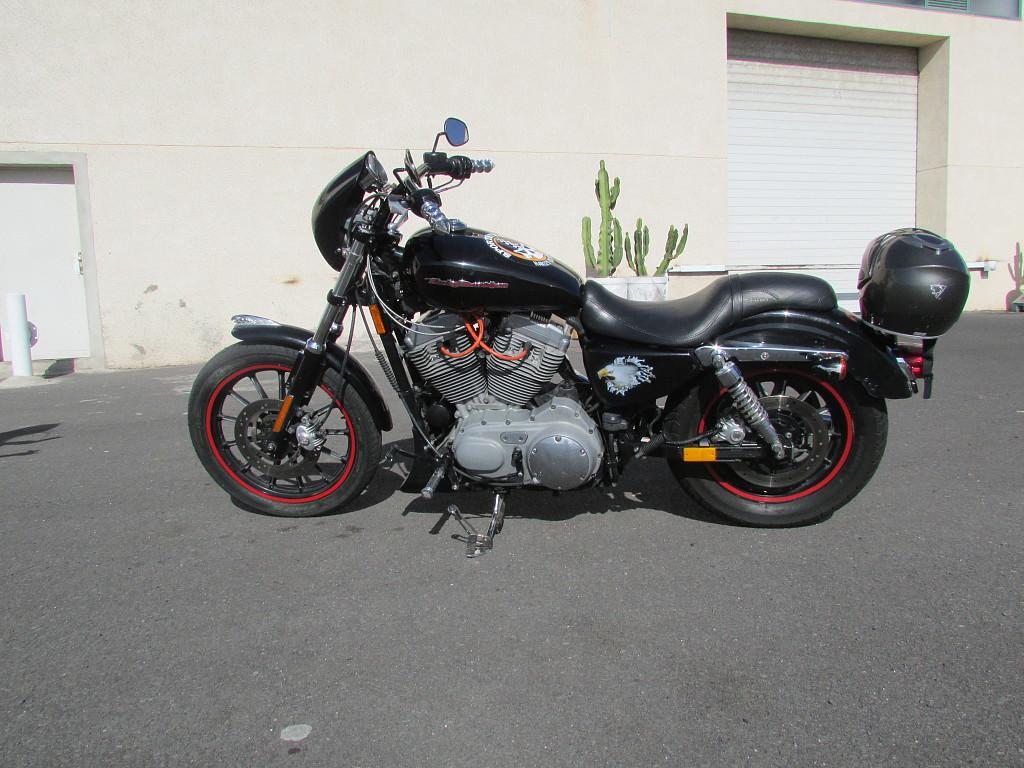 2004 HARLEY-DAVIDSON 883 Sportster moto en alquiler (1)