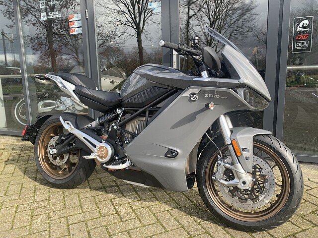 2021 ZERO Motorcycles SR/S 14.4 motor te huur (2)