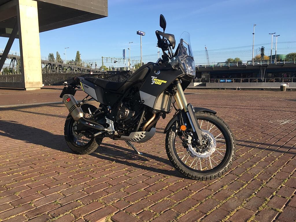 2020 Yamaha Tenere 700 motor te huur (1)