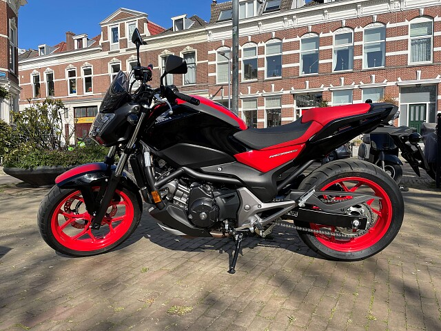 2017 Honda NC750S ABS motor te huur (5)