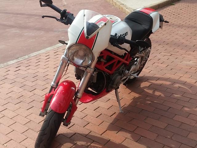 2005 DUCATI Monster S2R moto en alquiler (3)