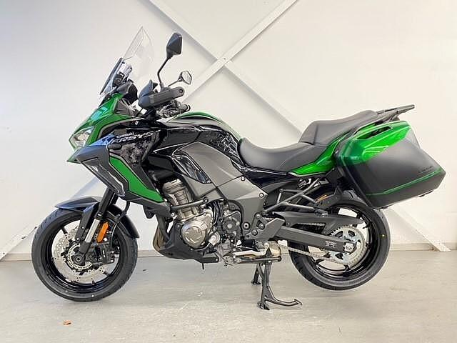 2021 Kawasaki Versys 1000 S motor te huur (2)