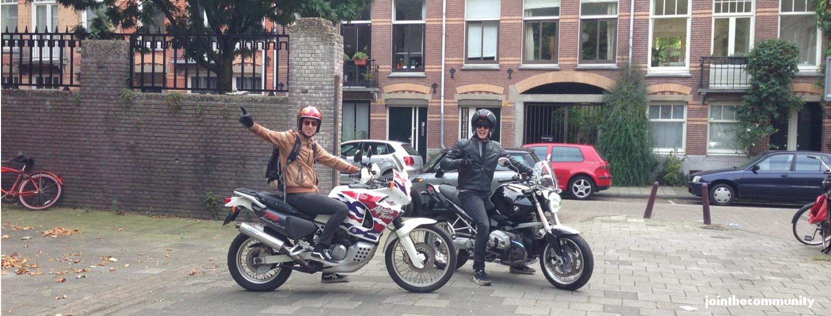 Dagje motorrijden