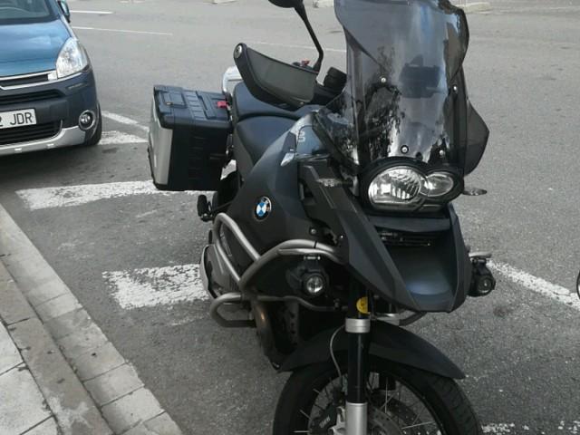 2011 BMW R 1200 GS Adventure moto en alquiler (2)
