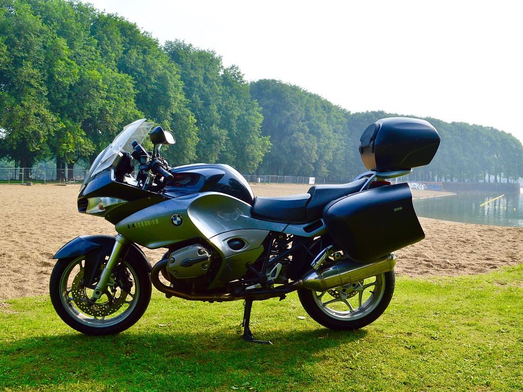 BMW R 1200 ST motor #1