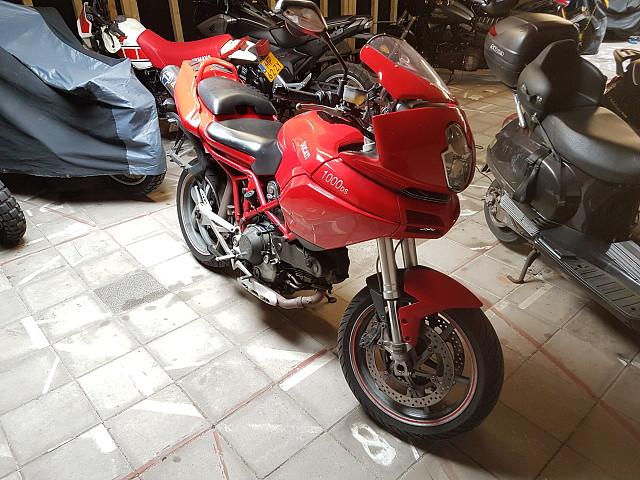 2004 Ducati Multistrada 1000 motor te huur (3)