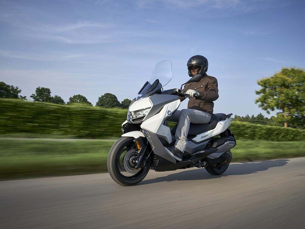 2020 BMW C 400 GT motor te huur (1)