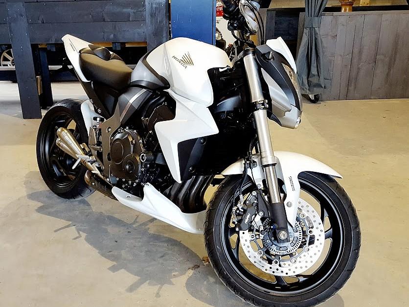 HONDA CB 1000 R motor #1