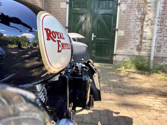 2010 Royal Enfield Classic motor te huur (5)