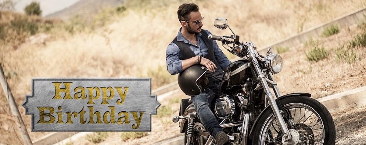Tip Voor Verjaardag Man Met Een Motor Motoshare