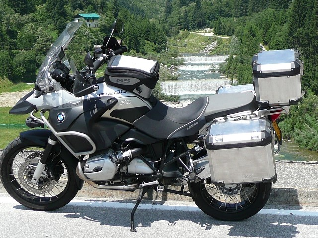 2007 BMW R 1200 GS Adventure moto en alquiler (1)