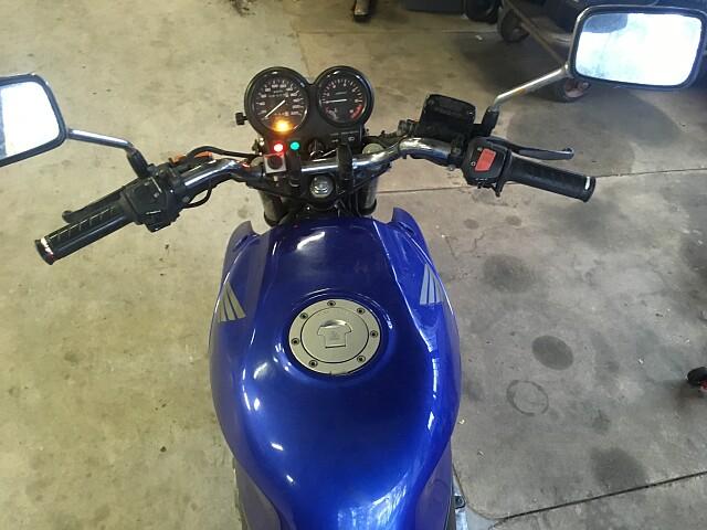 2002 Honda CB 500 motor te huur (5)