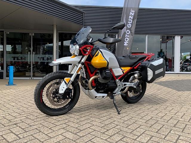 2019 MOTO GUZZI V85 TT Urban Adventurer motor te huur (2)