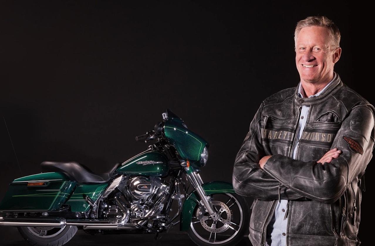 Harley-Davidson Street Glide huren