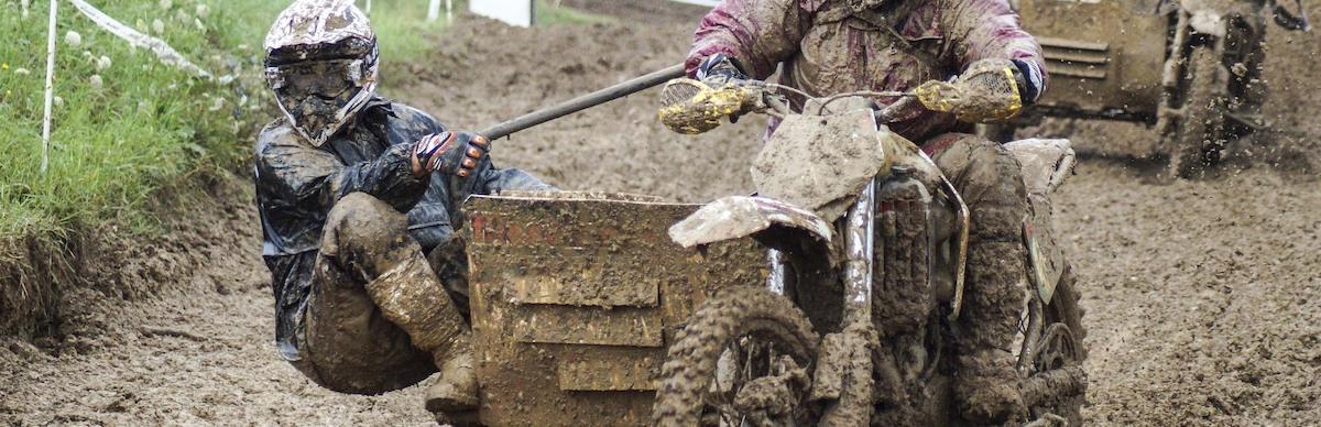 Vieze motor: Motor wassen en poetsen