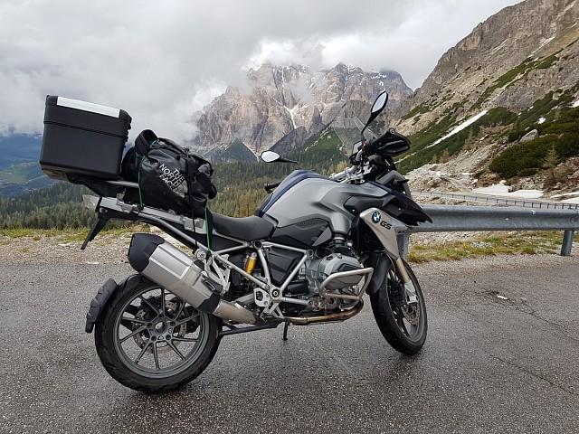 2013 BMW R 1200 GS moto en alquiler (2)