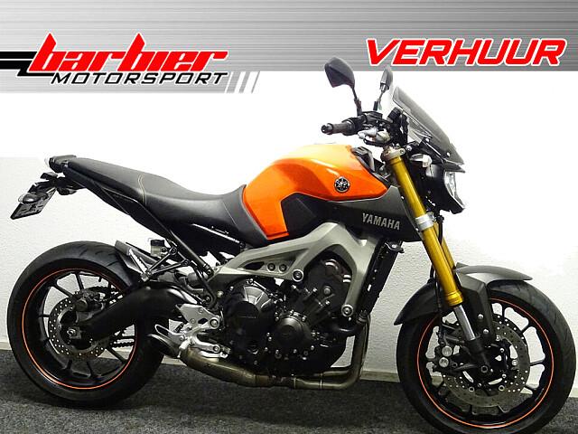 2014 Yamaha MT09 motor te huur (1)