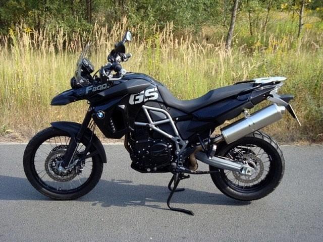 2009 BMW F 800 GS moto en alquiler (1)