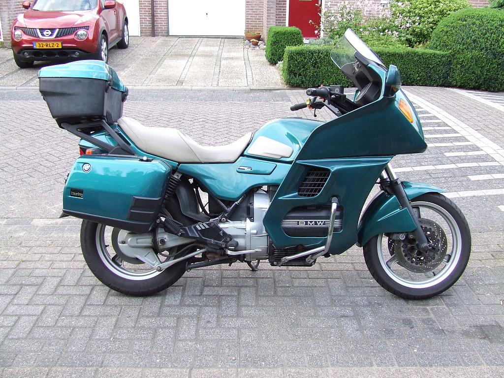 BMW K 1100 LT motor #1