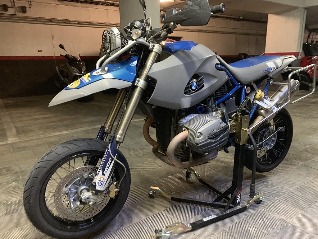 2007 BMW HP2 Enduro moto en alquiler (1)