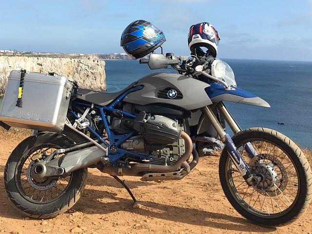 2007 BMW HP2 Enduro moto en alquiler (5)