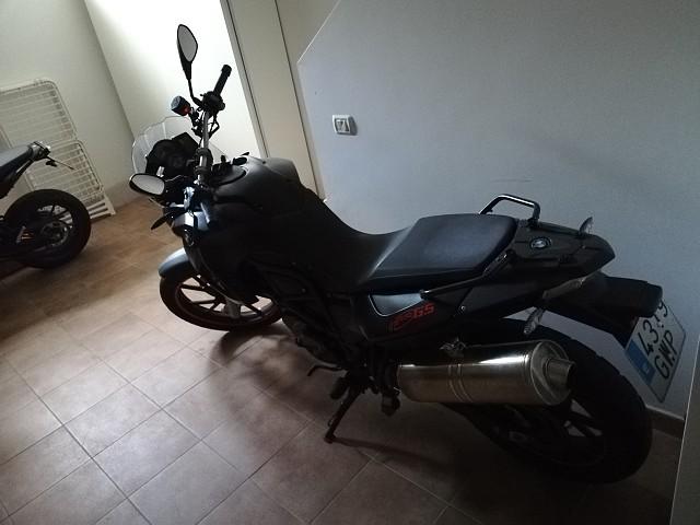 2009 BMW F 800 GS moto en alquiler (2)