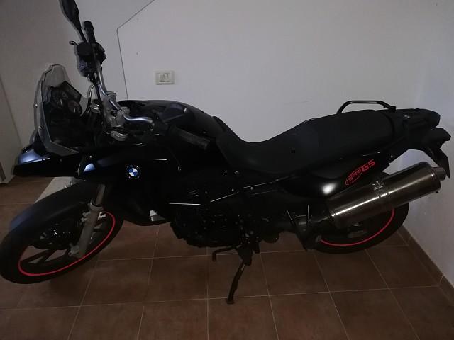 2009 BMW F 800 GS moto en alquiler (3)