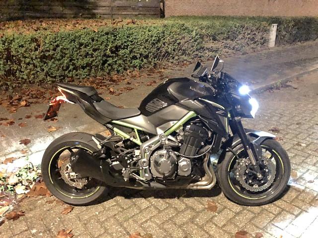 2018 KAWASAKI Z900 moto en alquiler (3)