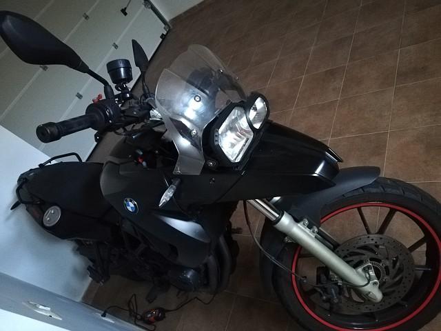 2009 BMW F 800 GS moto en alquiler (4)